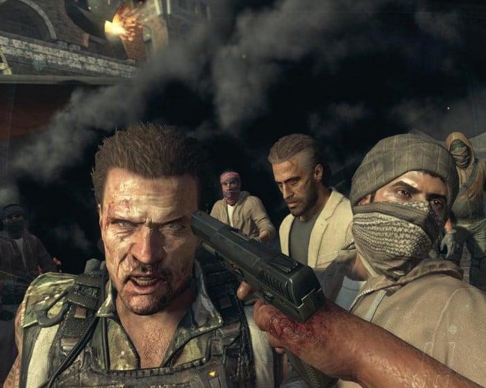 Игру-call of duty black ops 2