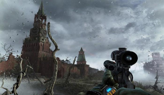 скачать игру метро ласт лайт через торрент на русском