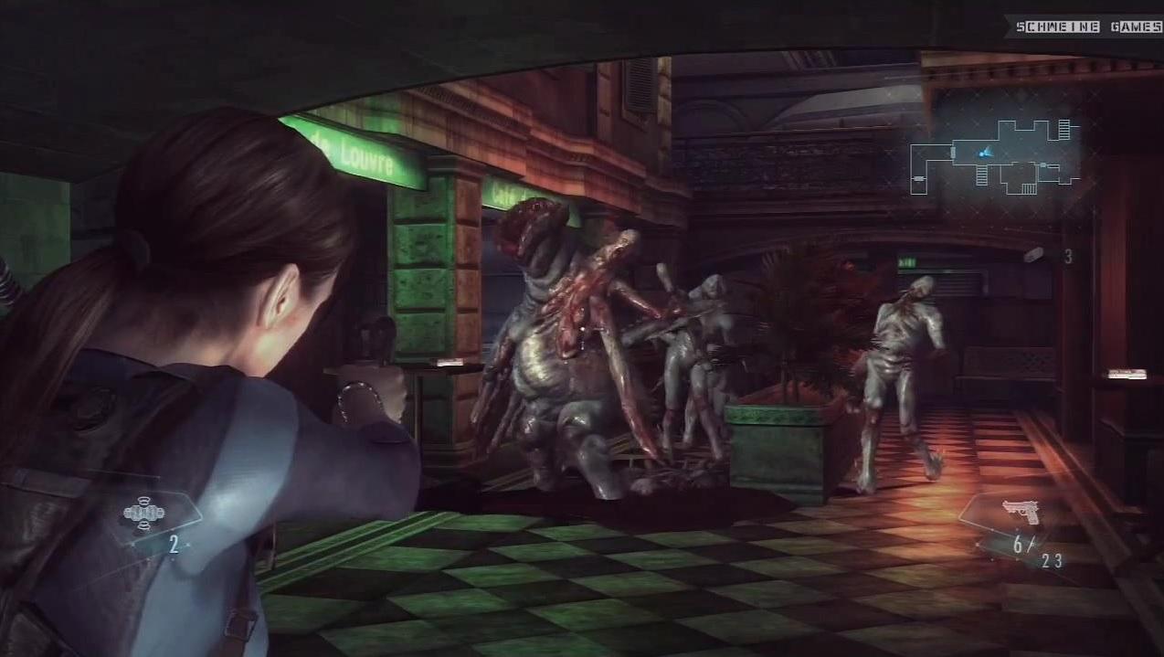 Resident evil revelations монеты в казино игровые автоматы для торговых центров