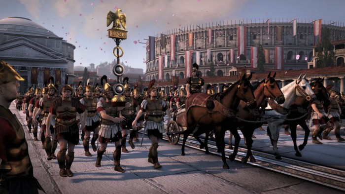Тренер Total War Rome 2 V 1.9.0