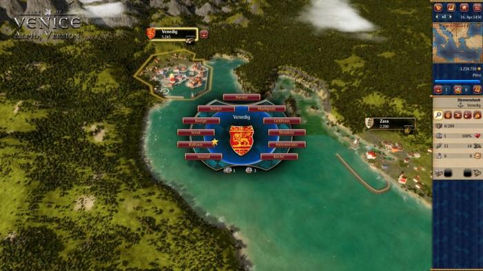 Превью игры Rise of Venice