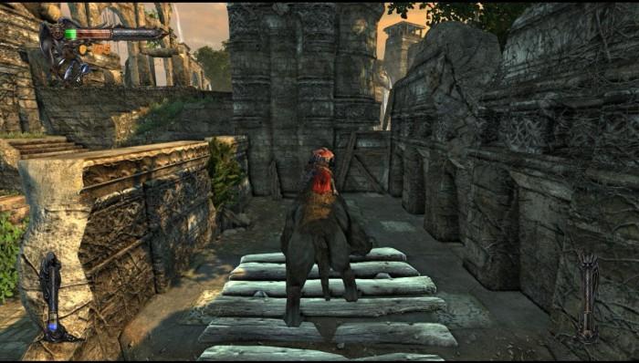Castlevania Lord of Shadow прохождение