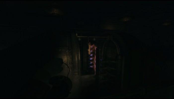 Amnesia a machine for pigs sol
