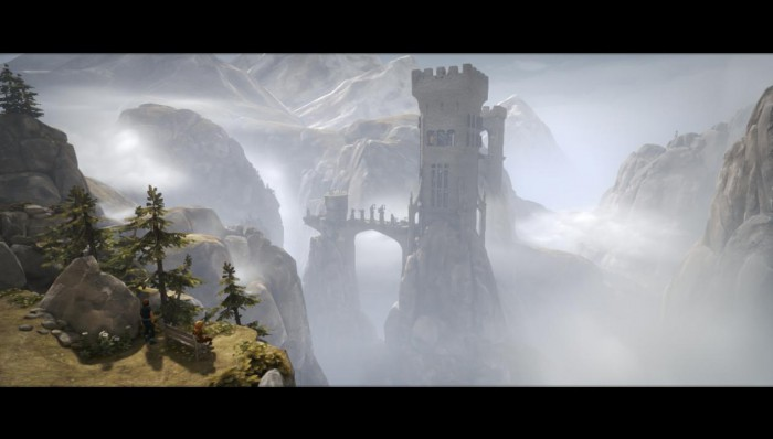 brothers a tale of two sons прохождение
