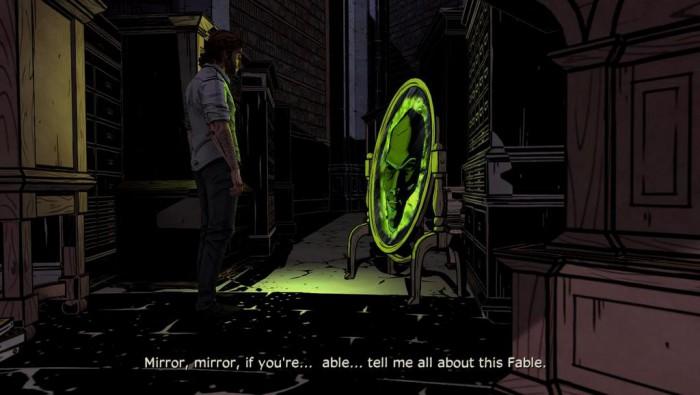 [Рецензия сайта] The Wolf Among Us. Episode 1: Faith