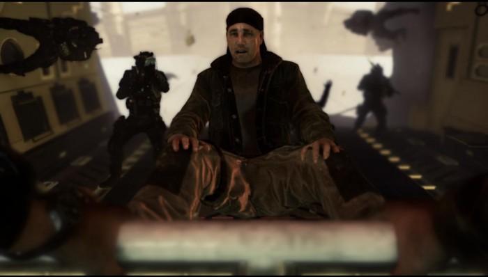 Call of Duty Ghost прохождение