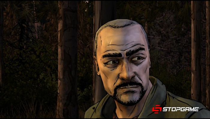 Walking Dead: Season Two Episode 2 прохождение