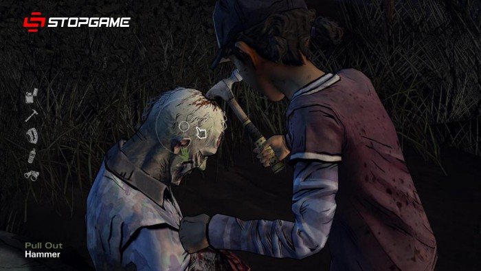 The Walking Dead: Season Two Episode 2 - A House Divided