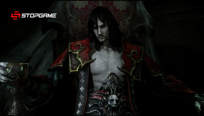 Castlevania: Lords of Shadow 2 прохождение