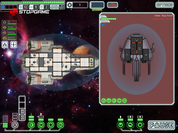 Играю. FTL: Faster Than Light - YouTube