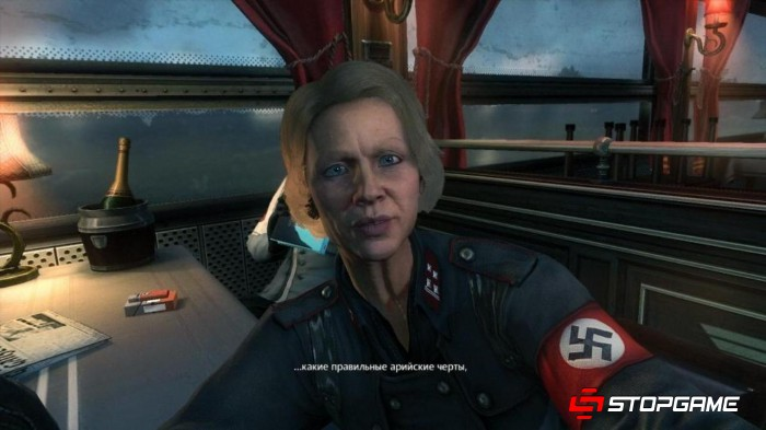 Wolfenstein The New Order прохождение