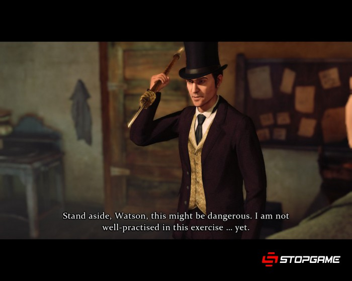 Игра Sherlock Holmes Crimes Punishments