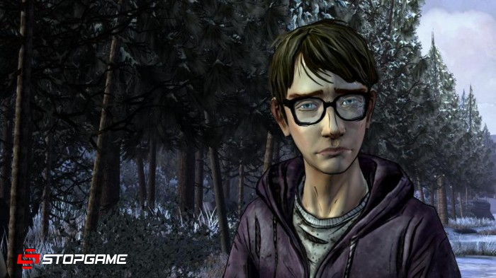 Walking Dead S2 Ep5 прохождение