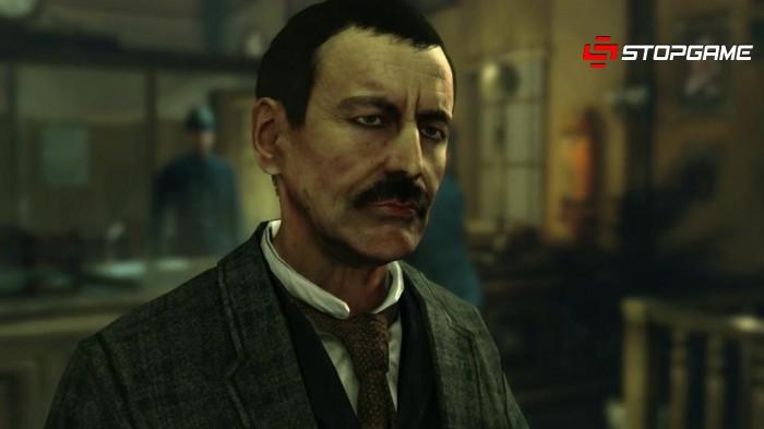 Sherlock Holmes: Crimes & Punishments прохождение