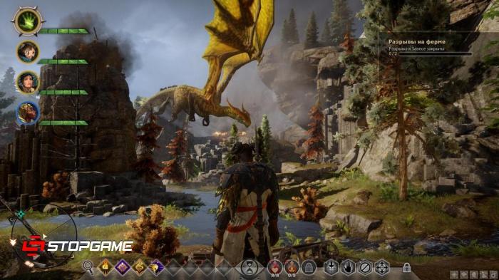 Скачать торрент игра dragon age inquisition