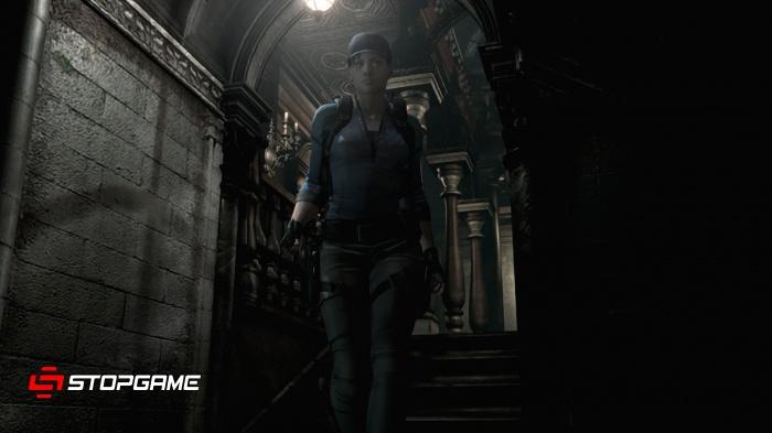 Скачать Игра Торрент Resident Evil Hd Remaster - фото 8