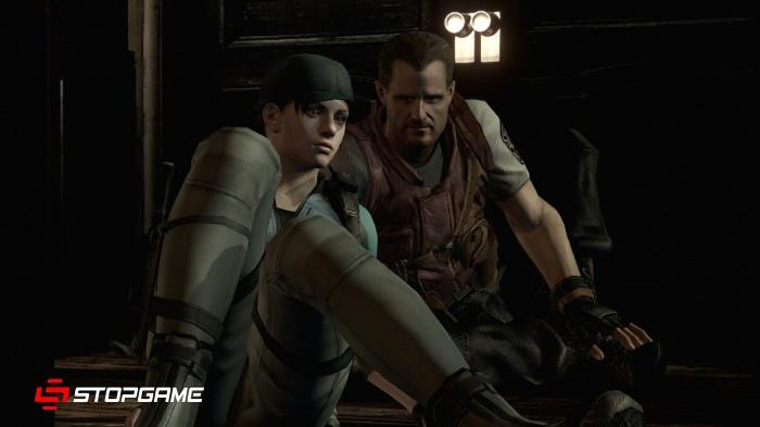 Скачать Игра Торрент Resident Evil Hd Remaster - фото 7