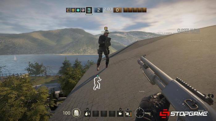Обзор Tom Clancy's Rainbow Six: Siege