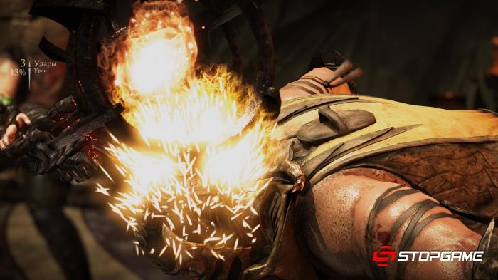 Mortal Kombat X Обзор