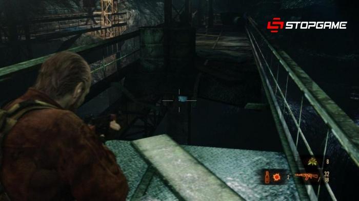 Resident Evil Revelations 2 ep4 прохождение