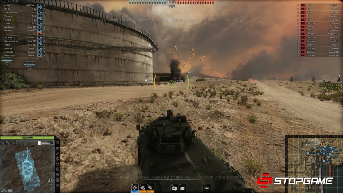 Armored Warfare превью
