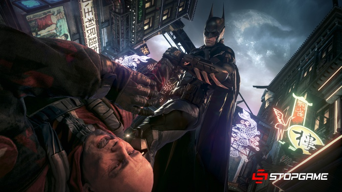 Пугало Batman Arkham Knight