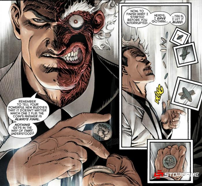 Batman: Arkham Knight — криминальный Готэм