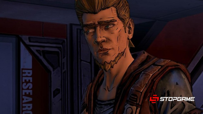 Tales from the Borderlands - Episode Two: Atlas Mugged прохождение