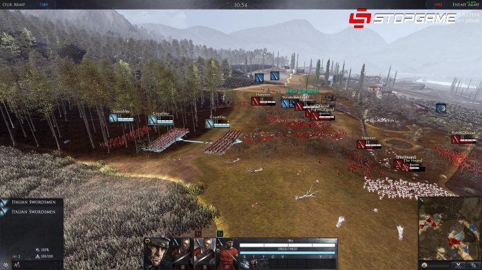 Total War: Arena превью