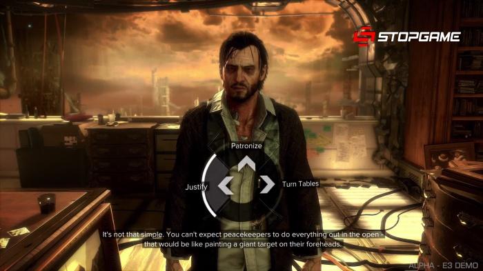 Deus Ex: Mankind Divided превью