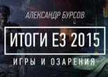 Итоги E3 2015: игры и озарения