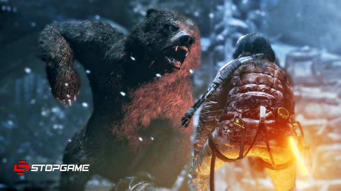 Rise of the Tomb Raider обзор
