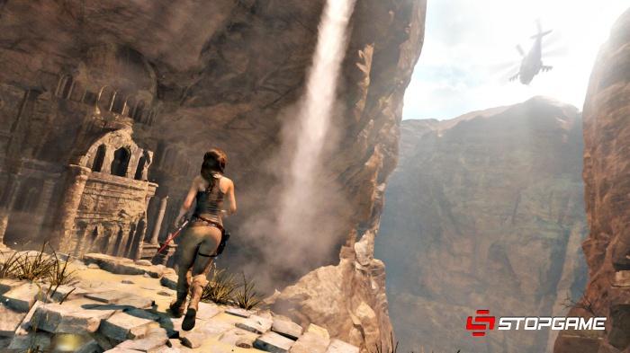 Rise of the Tomb Raider обзор