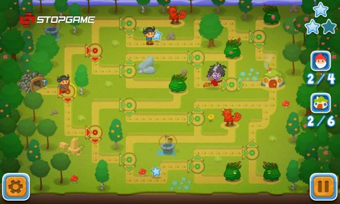 Gnome Go Home обзор
