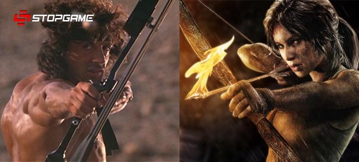 Tomb Raider: эволюция Лары Крофт