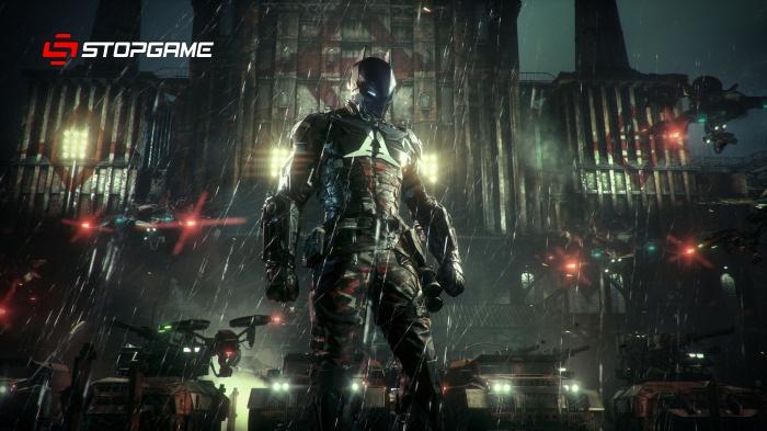 Batman: Arkham Knight прохождение игры