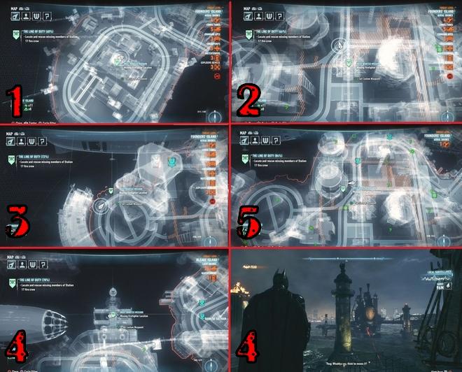 Прохождение Batman: Arkham Knight – побочные миссии Особо опасные