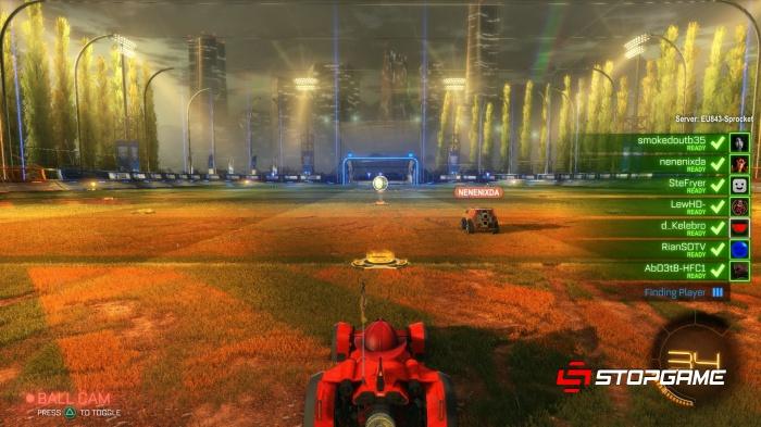 Rocket League обзор