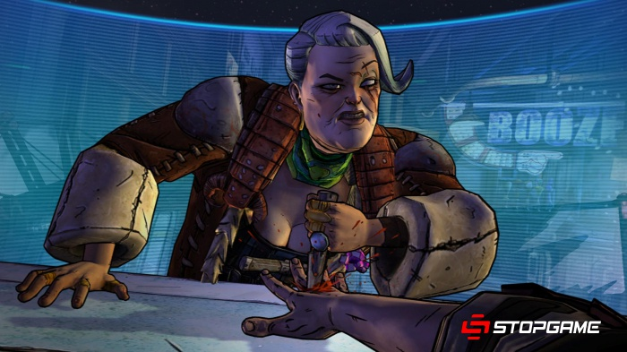 Прохождение игры Tales from the Borderlands - Episode Three: Catch a Ride