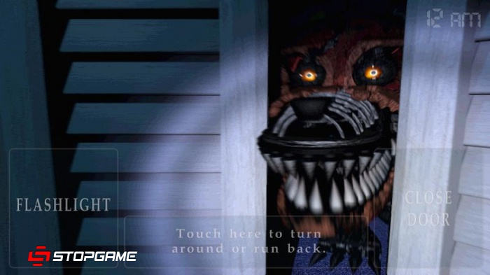 Прохождение Five Nights at Freddy's 4
