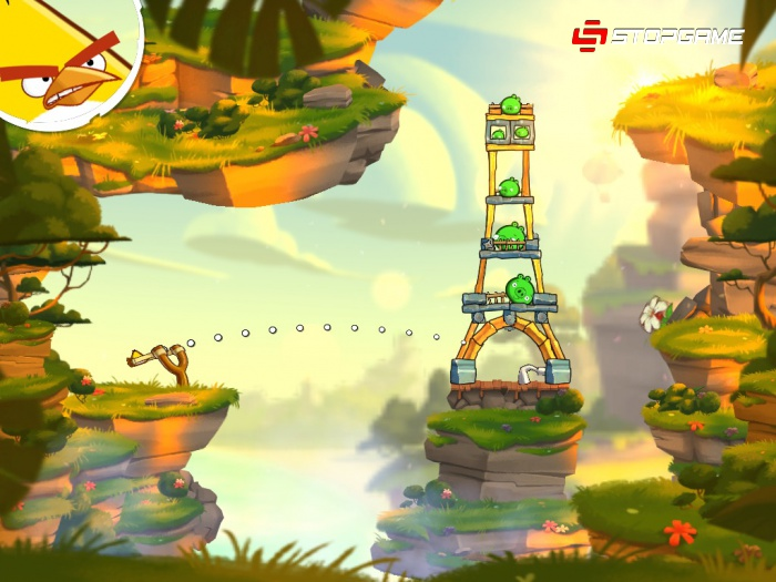 Angry Birds 2 обзор