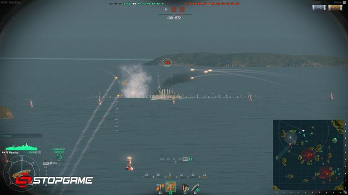 World of Warships обзор
