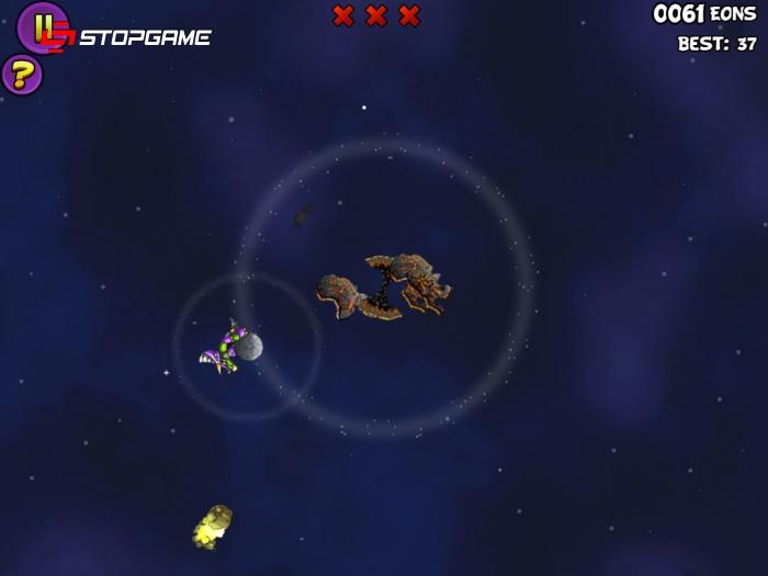 Mechanosaur Hijacks the Moon обзор игры