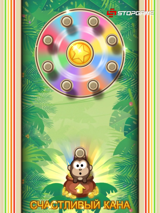 Sling Kong обзор игры