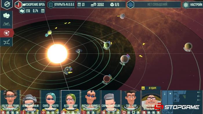 Cosmonautica обзор игры