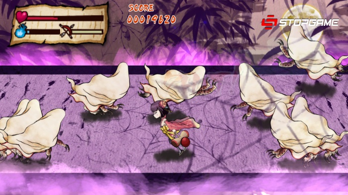 Princess Kaguya: Legend of the Moon Warrior обзор игры
