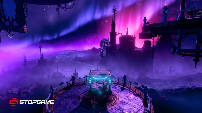 Прохождение Trine 3: The Artifacts of Power