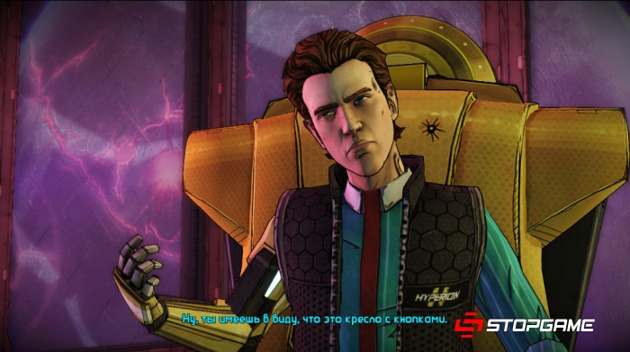 Прохождение Tales from the Borderlands: Episode 4 – Escape Plan Bravo