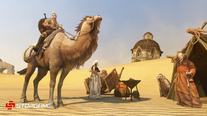 Black Desert: опасности Чёрной пустыни