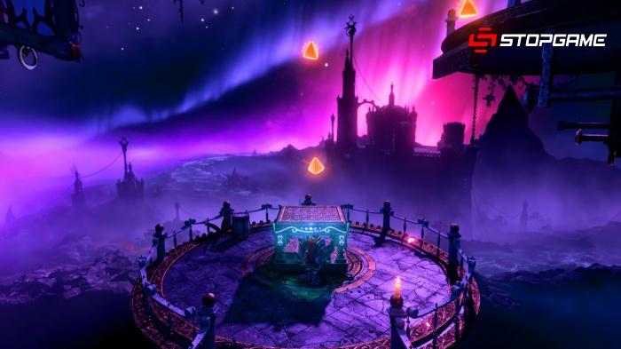 Trine 3: The Artifacts of Power обзор игры
